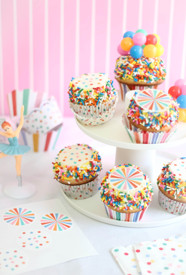 Fairy Bread Party Cake