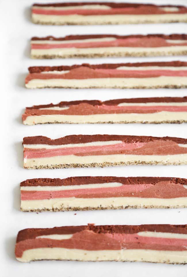 Applewood Bacon Shortbread Cookies