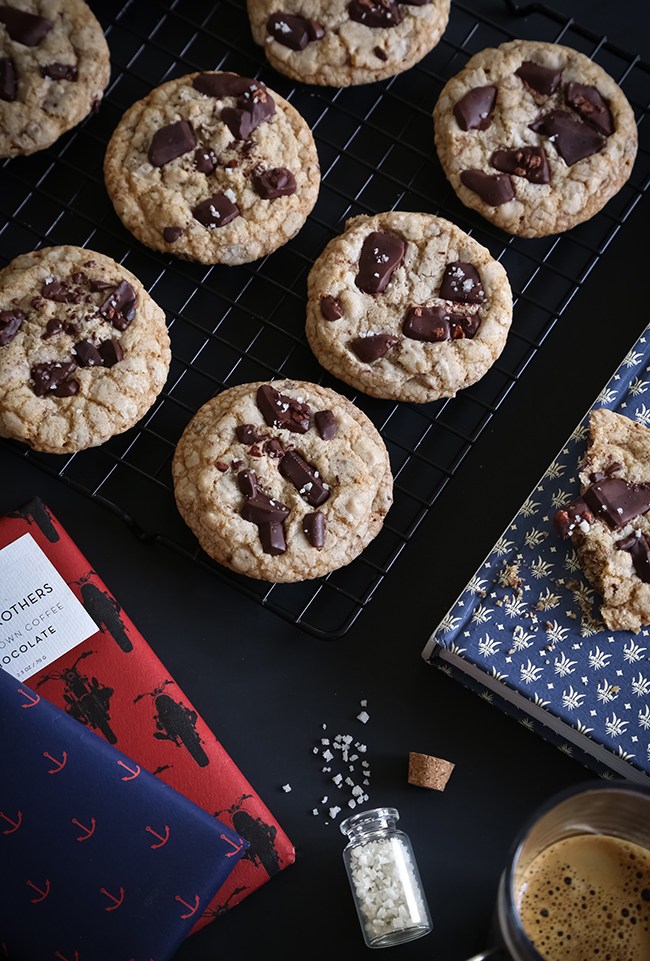 Mast Brothers Chocolate Chip Cookies
