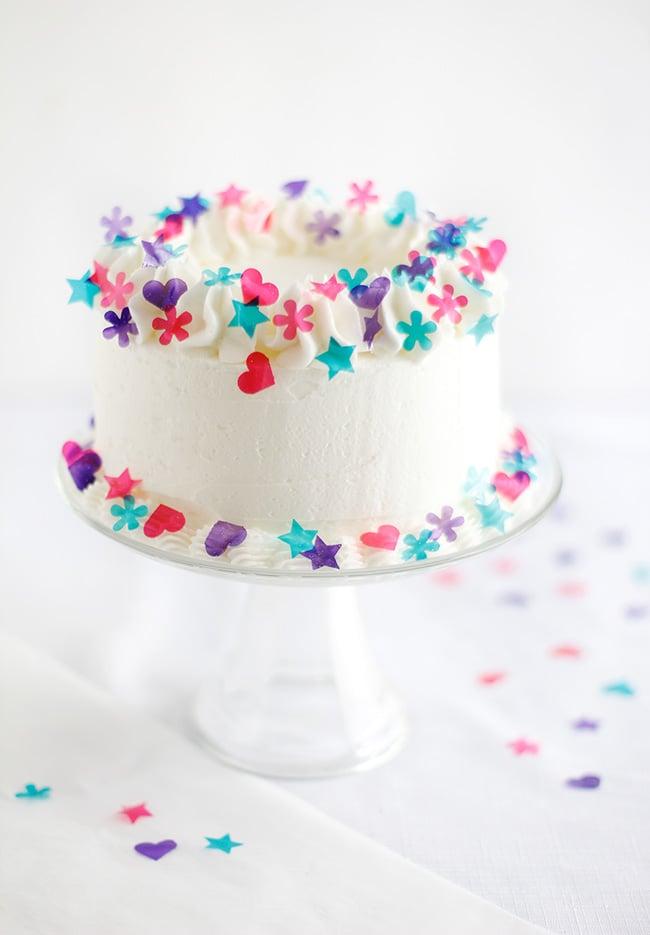 DIY Gelatin Confetti Sprinkles