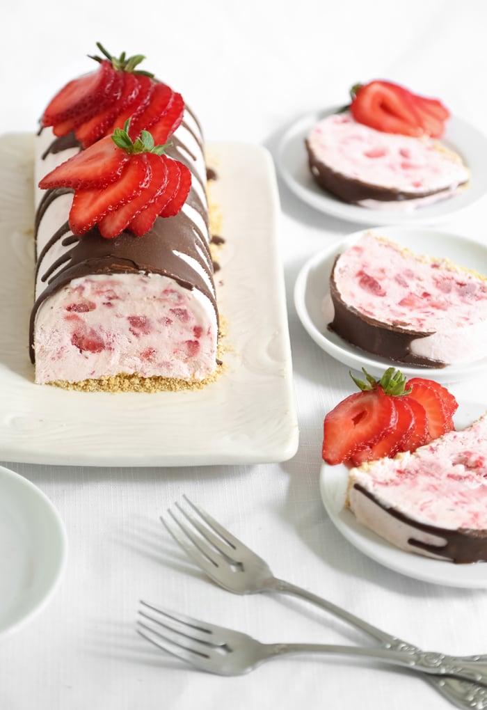 Frozen Strawberry Sensation