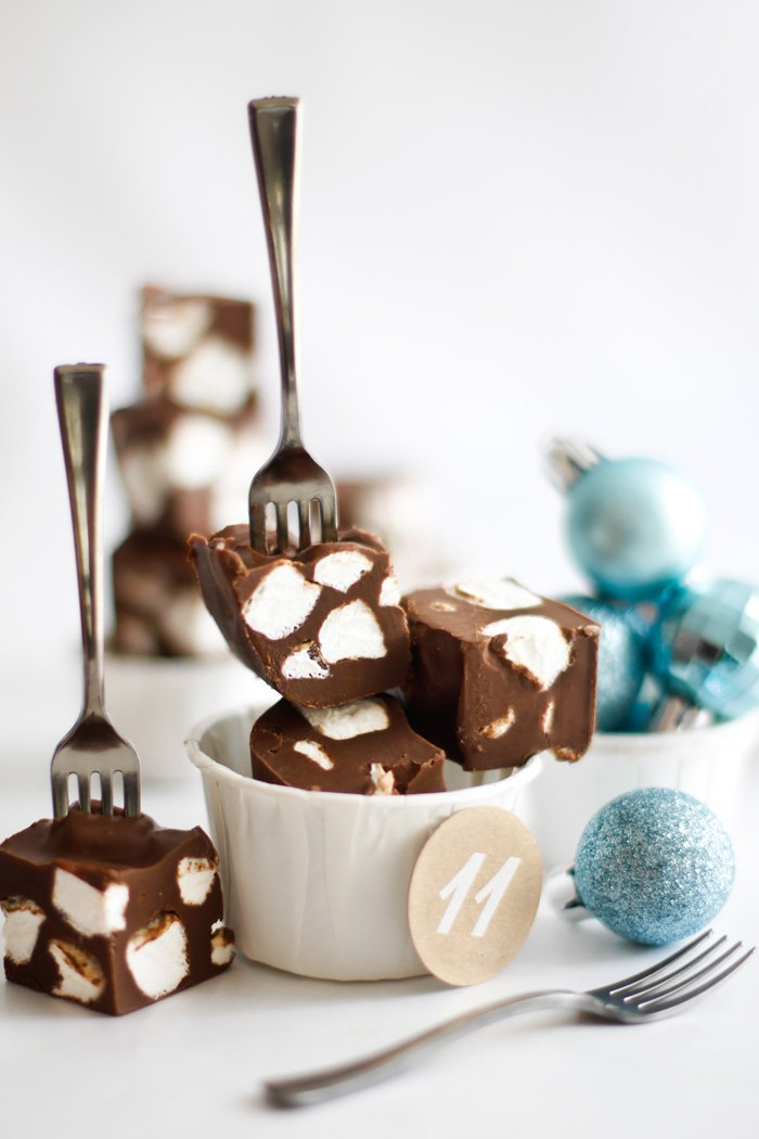 3 Ingredient Peanut Butter Marshmallow Candy