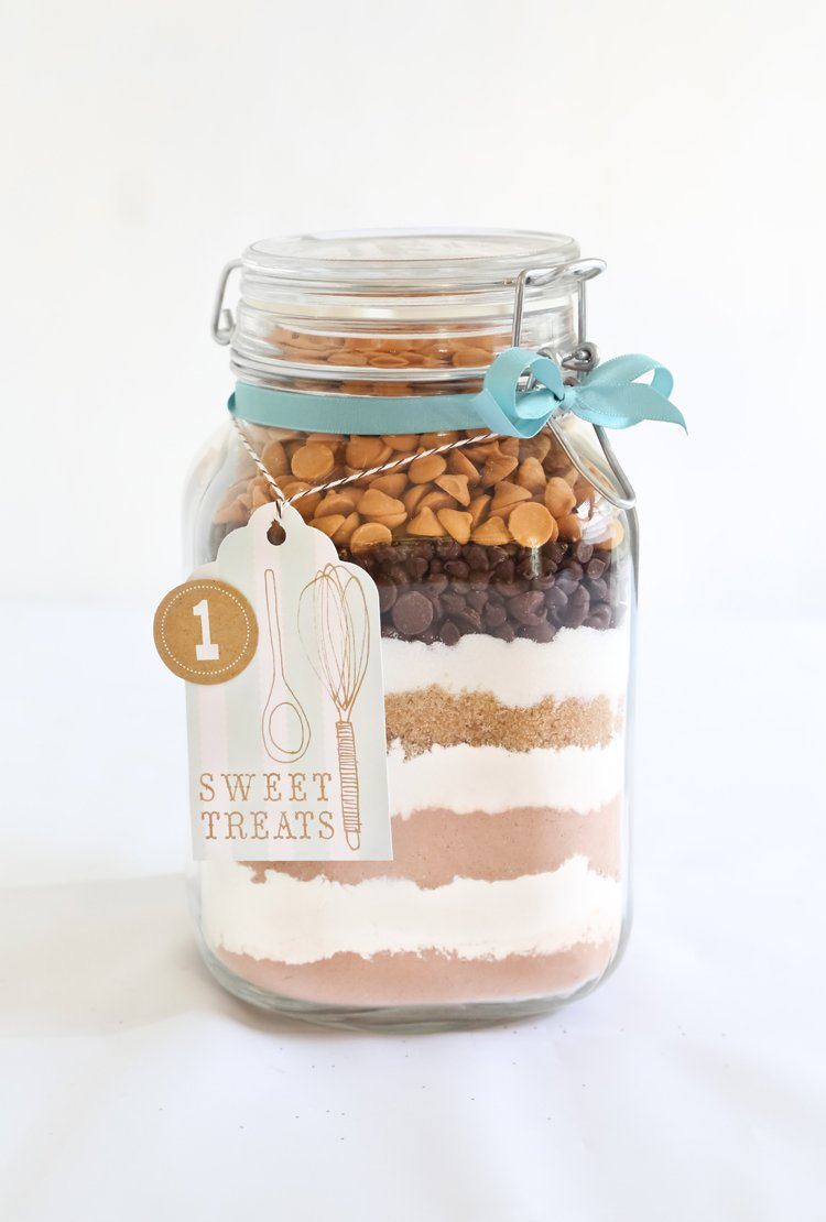 Double Chip Chocolate Cookie Mix