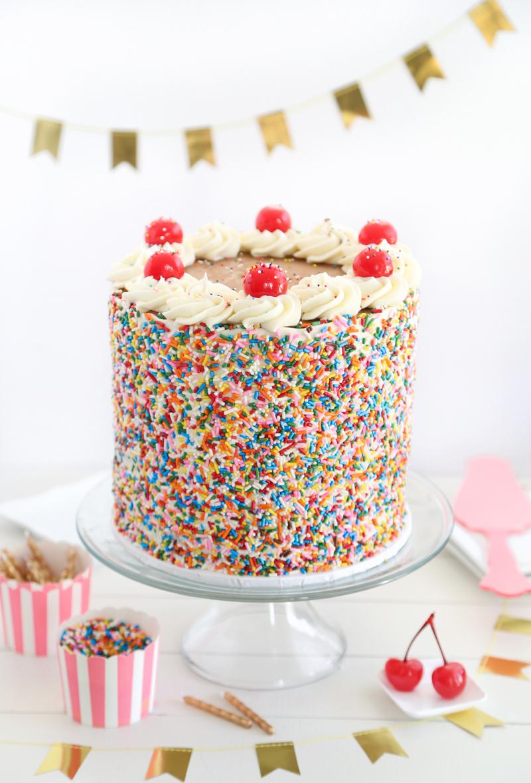 Ultimate Sampler Cake