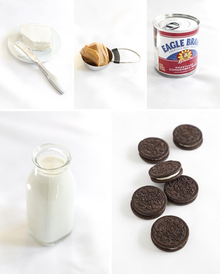 Oreo Peanut Butter Pie Cups