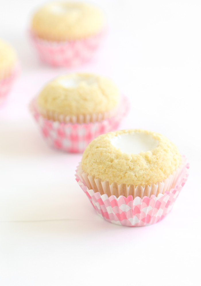 Coconut Ice Cupcakes