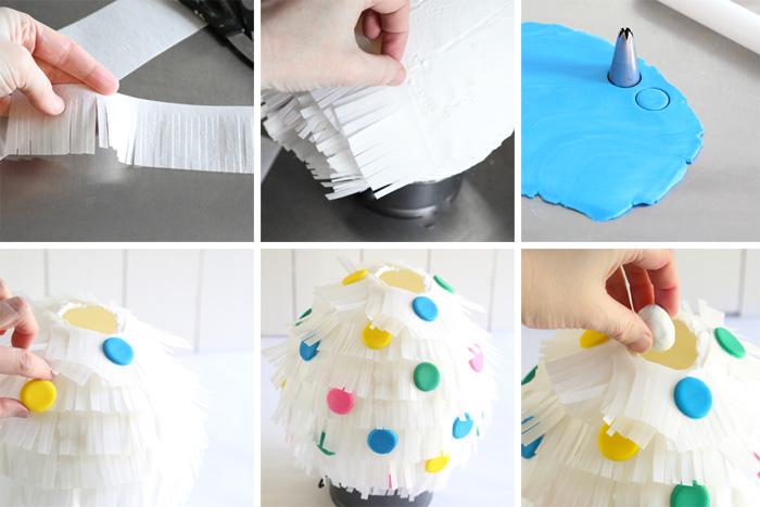 Edible Paper Mâché Easter Egg Piñata