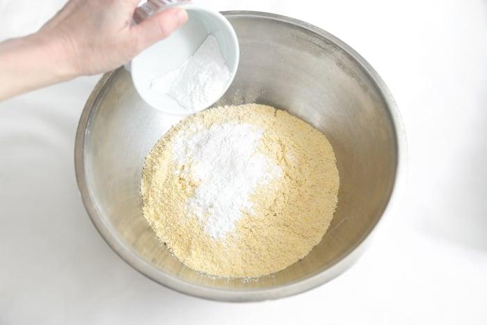 Yellow Buttermilk Cornbread