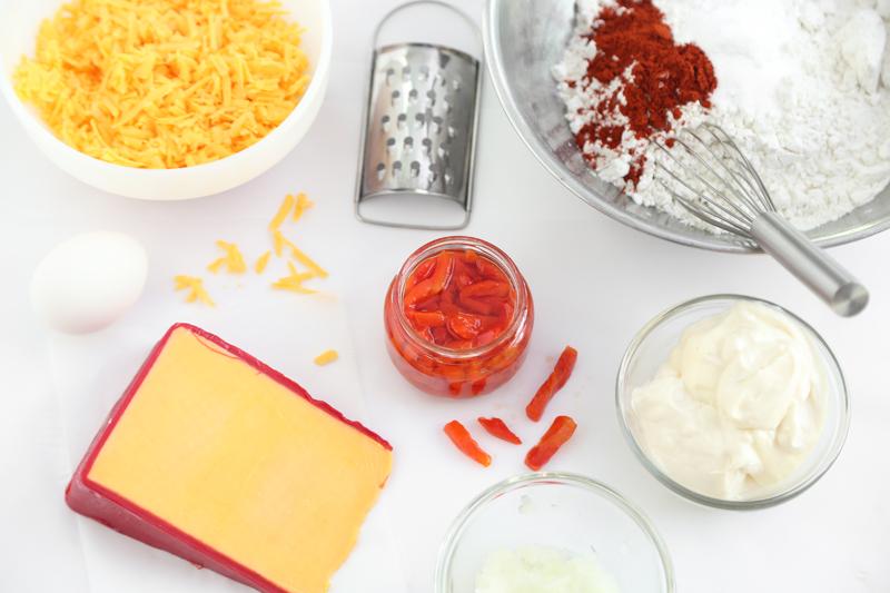 Pimiento Cheese Quick Bread