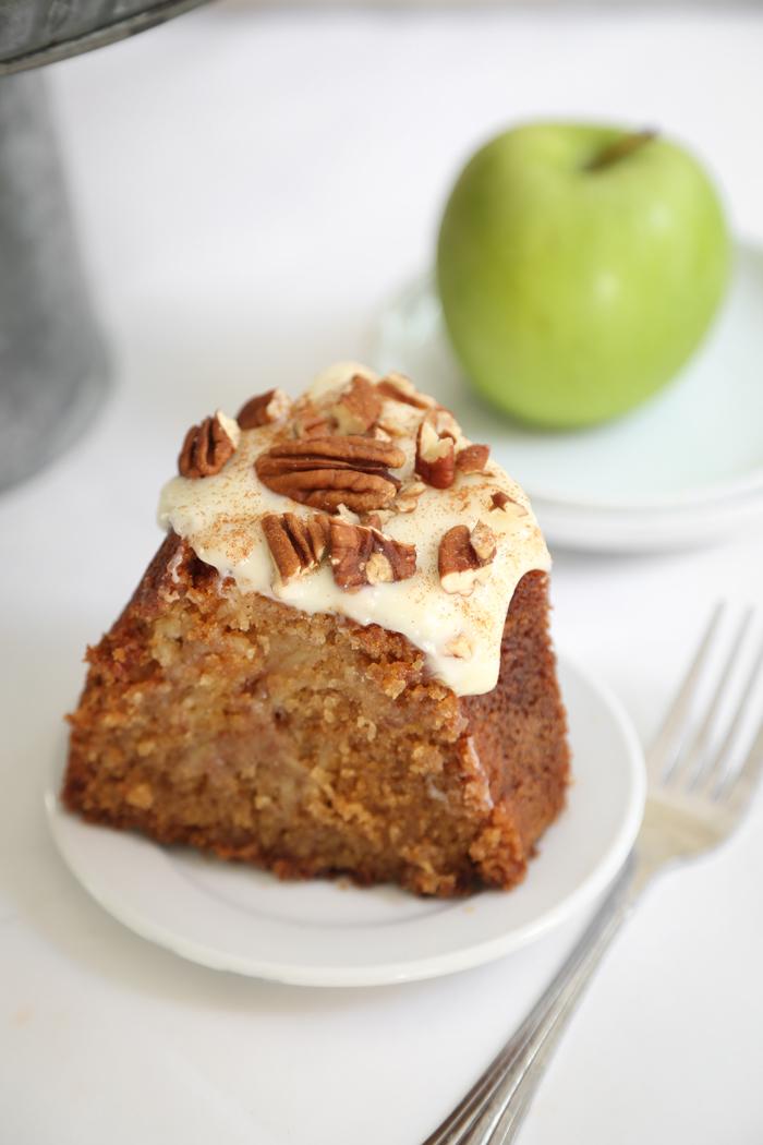 Layered Apple Harvest Cake