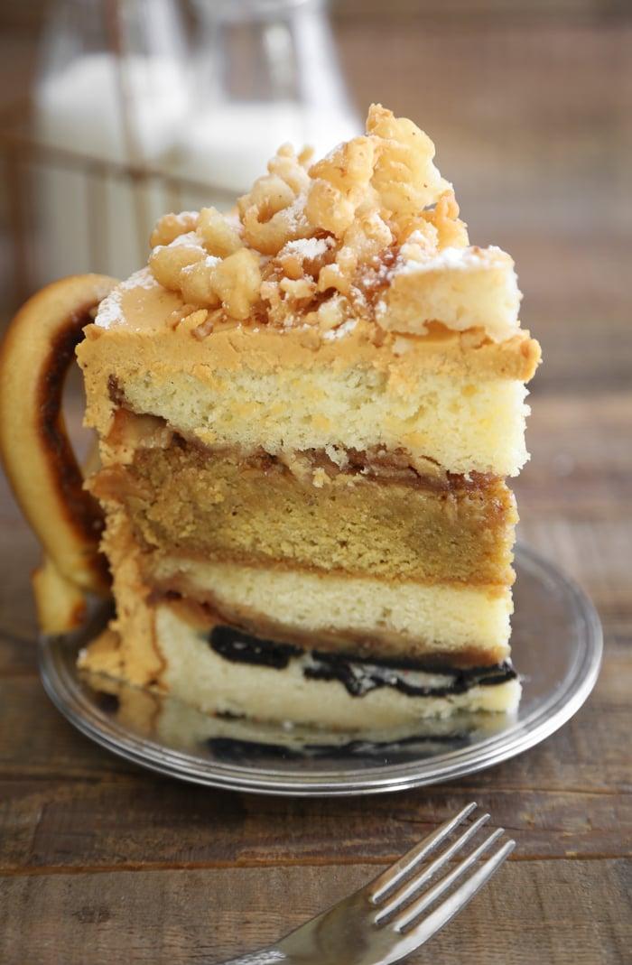State Fair Sampler Cake