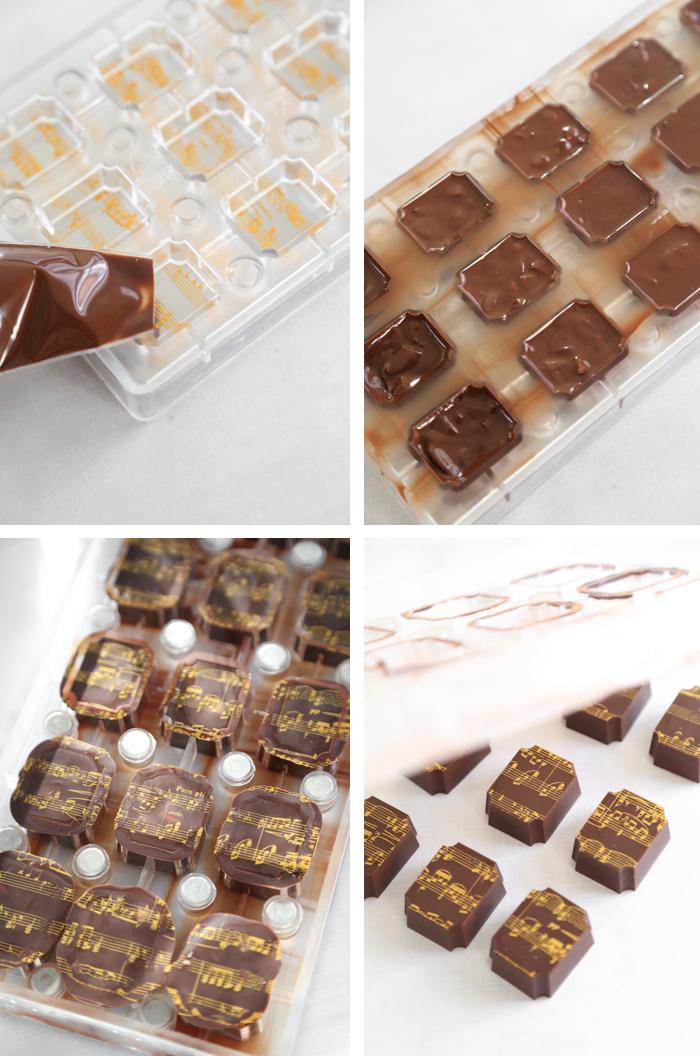 Salty Almond Symphony Chocolates