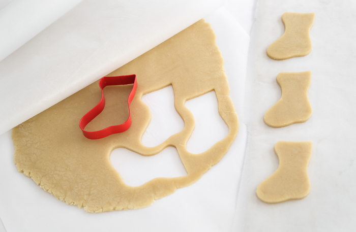 Almond Stocking Cookies on Go Bold With Butter!