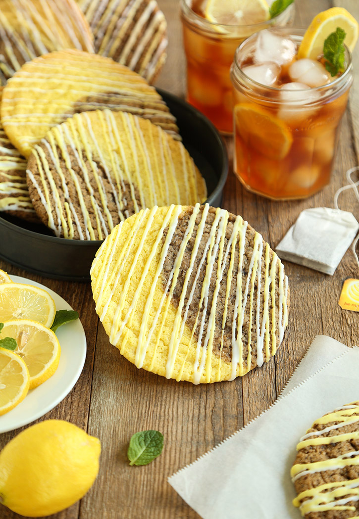 Jumbo Arnold Palmer Cookies
