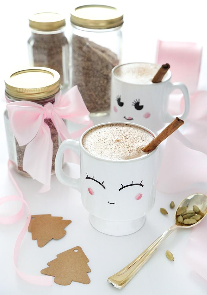 Instant Chai Latte Mix