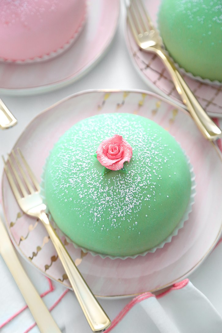 Swedish Princess Cake Prinsesstårta