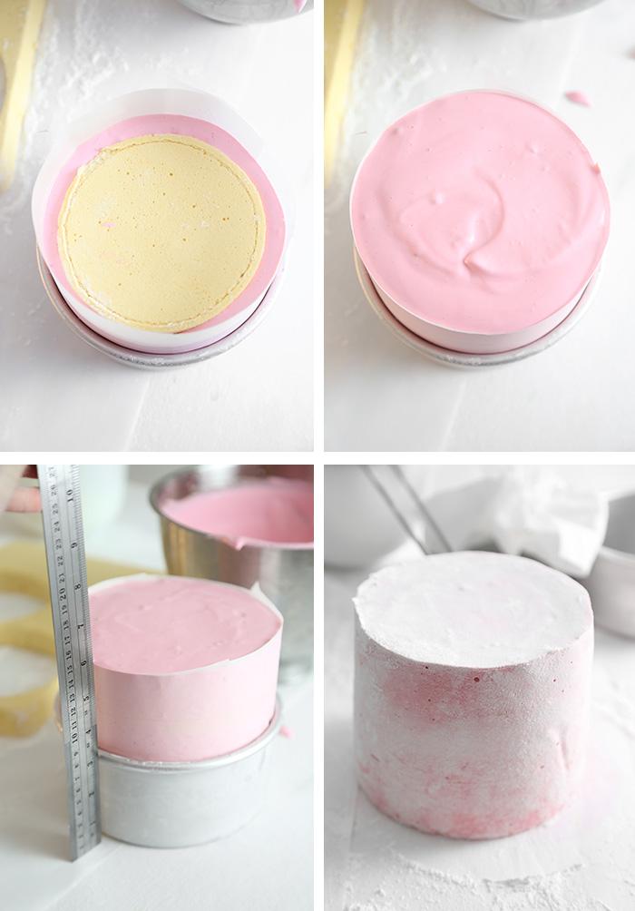 Birthday Cake Slice Marshmallows