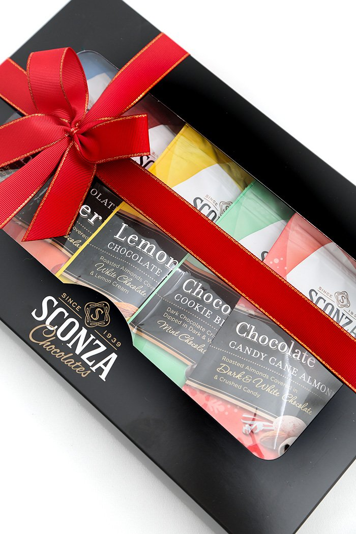 Confection Perfection® Mix and Match Gift Box