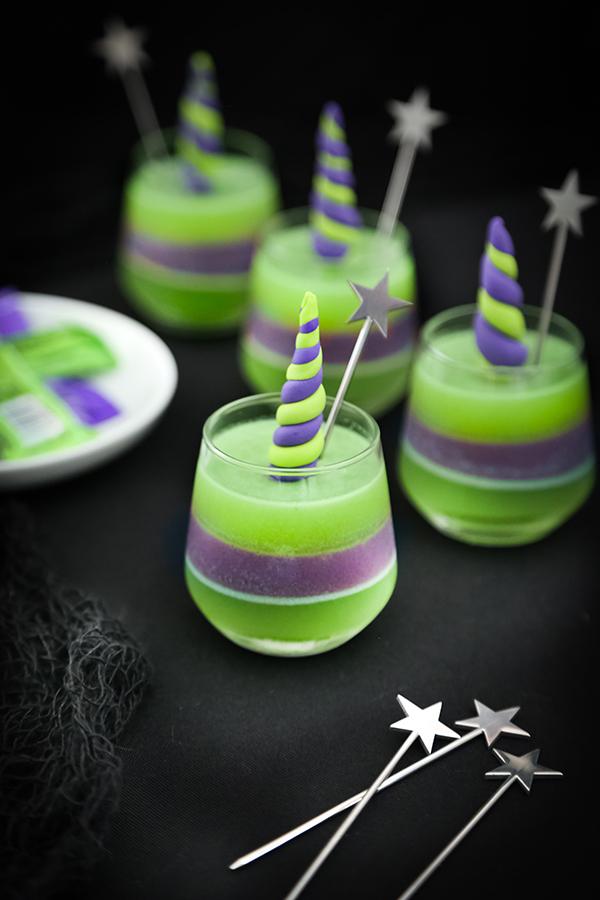 Purple People Eater Jello Shots