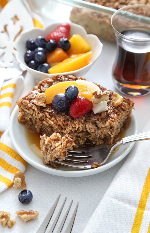Perfect Baked Oatmeal