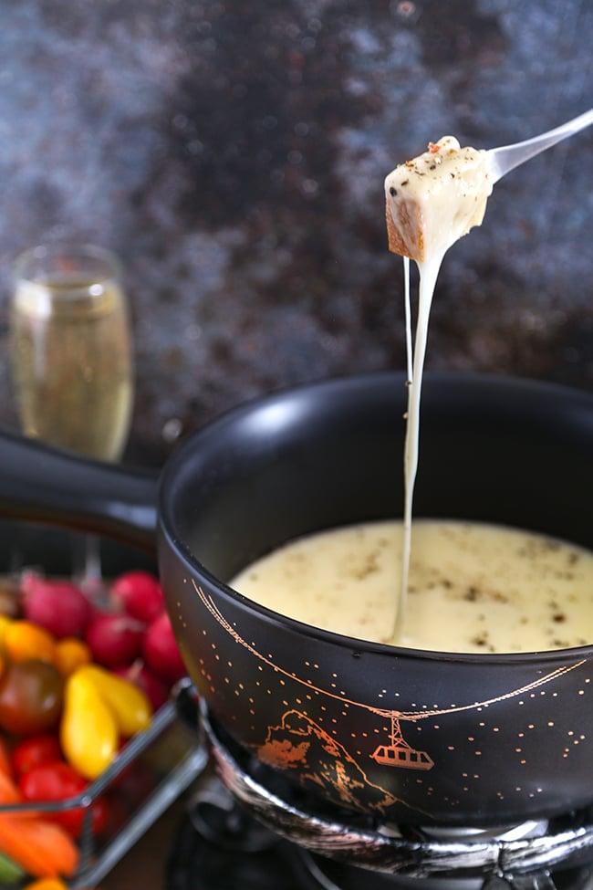 Classic Cheese Fondue