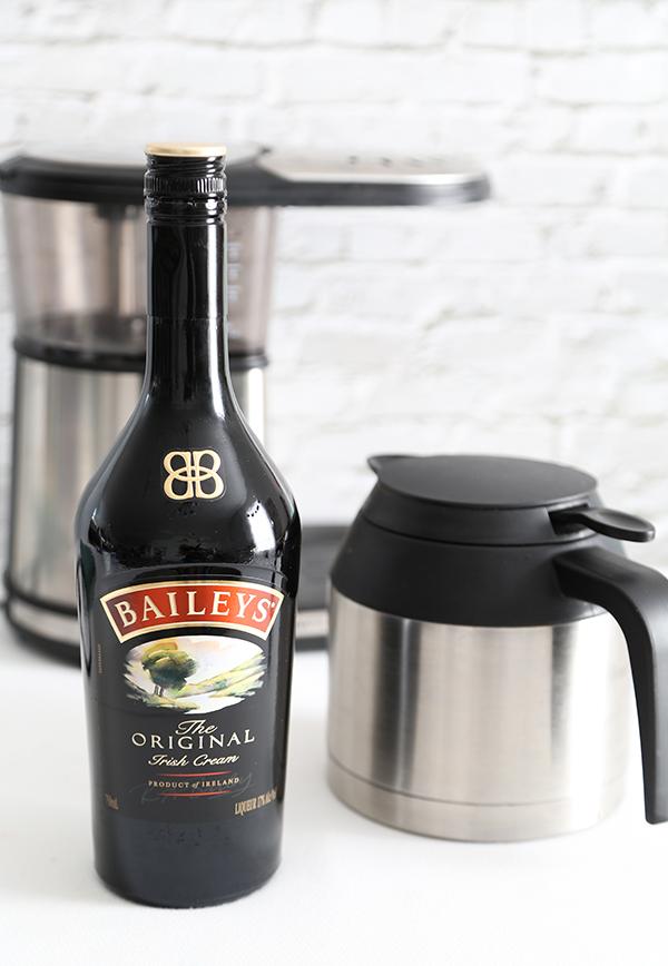Irish Cream Coffee Punch