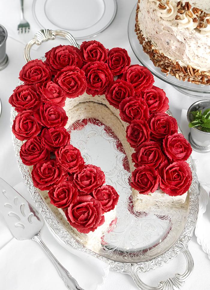 Butter Pecan Praline Cake