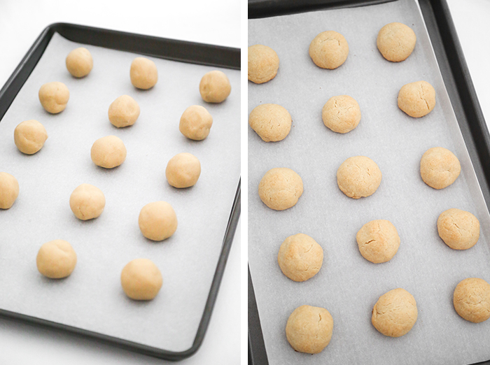 Grey Salt Shortbread Malt Balls