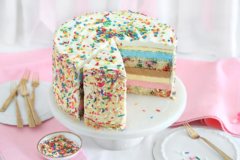 Cheesecake Factory Copycat Celebration Cheesecake